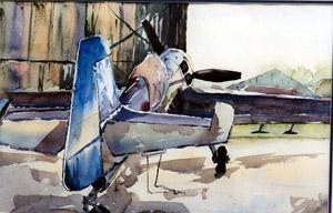 aviation art Set me Free!