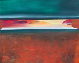 Textured art – Heat Blind
