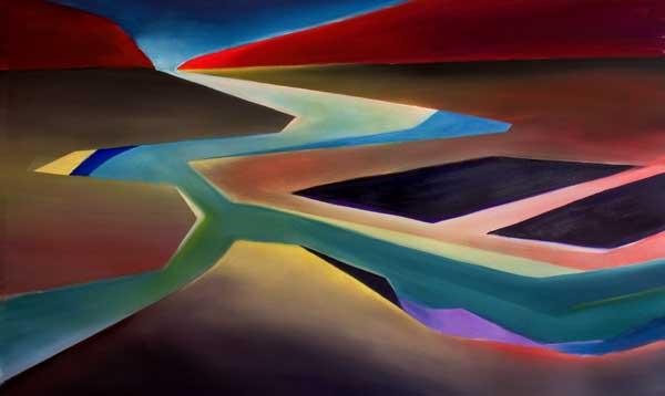 different desert art Delta