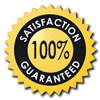 satisfaction guaranteed always