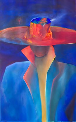 spanish figure painting – senor !
