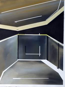 contemporary war art a painting called simply – war