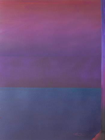 minimal abstract artwork – calm art – oneness