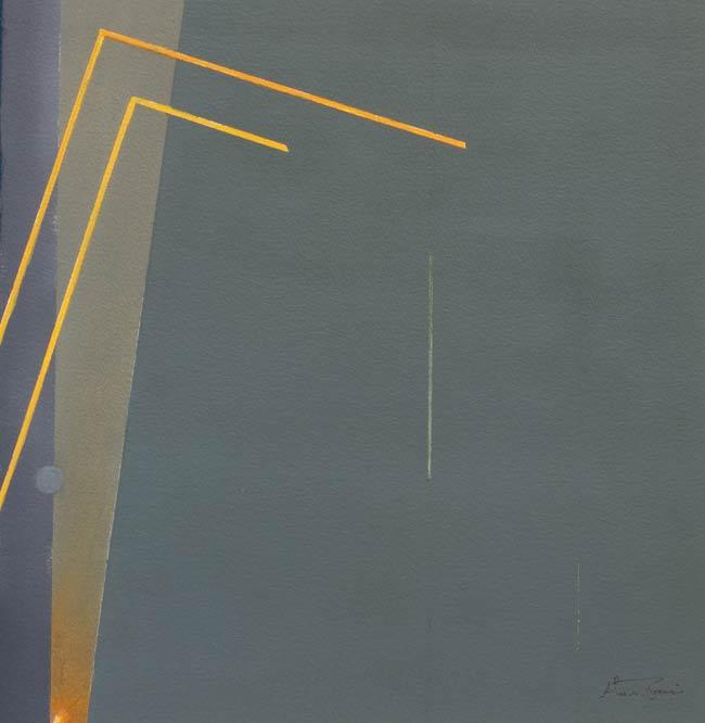 beautiful geometric -minimalism-paintings-Away-38x36-0818