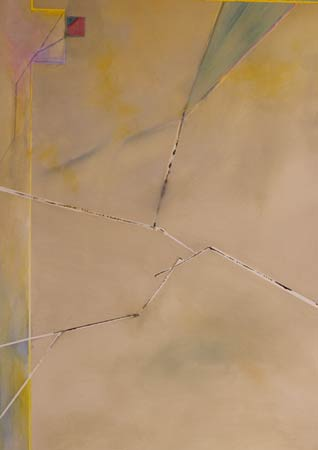 minimal watercolours -whispering glass