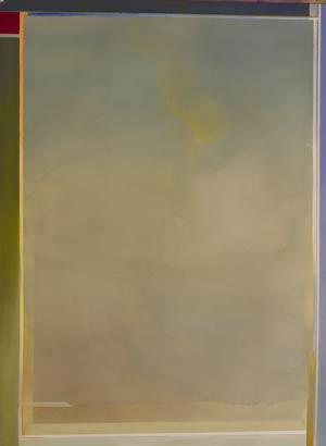 minimalist painting from alan brain – ma