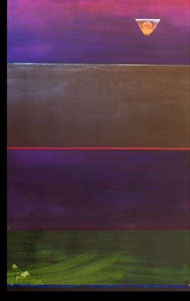 horizons a minimal painting