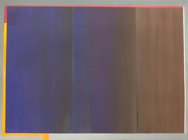 minimal abstract painting called shades