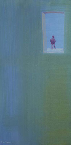 rectangular painting escapeII