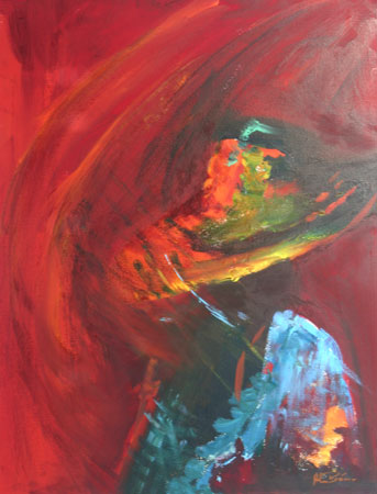 hat paintings by alan brain