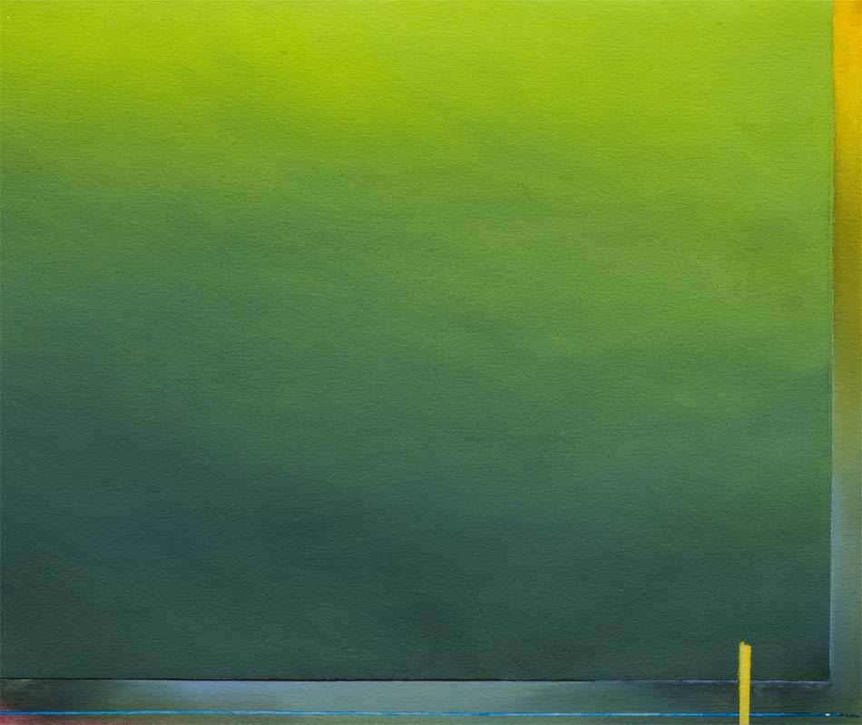 contemporary minimal paintings - gaze