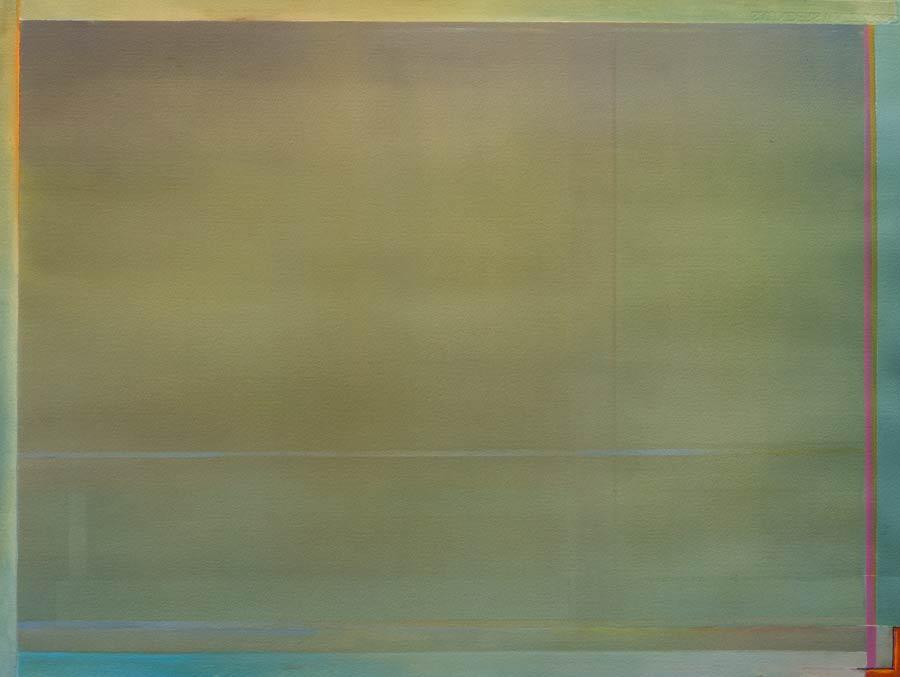 minimal expressionism in watercolour - seek