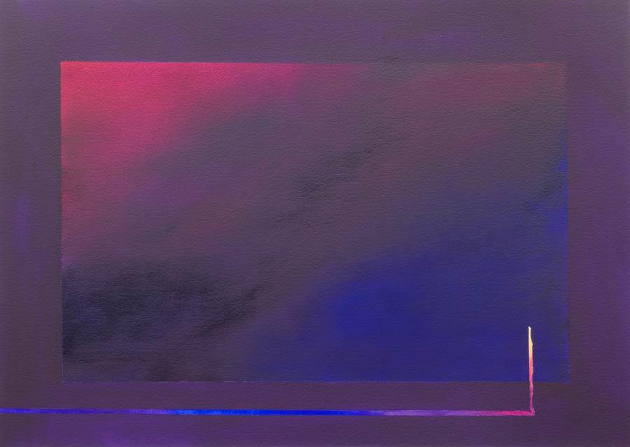 contemporary minimal painting