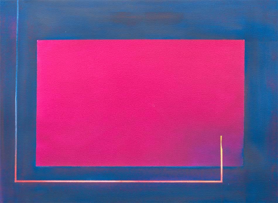 simple artwork - less is more - awakening II